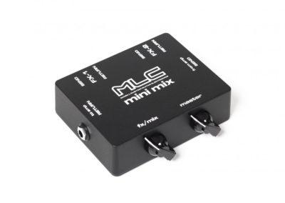 guitar mini line mixer mk2